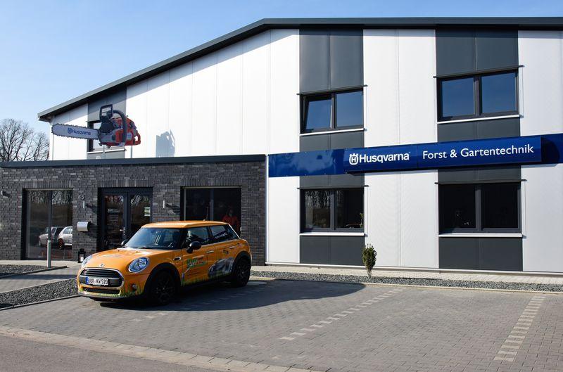 KW Gartentechnik Unternehmensstandort