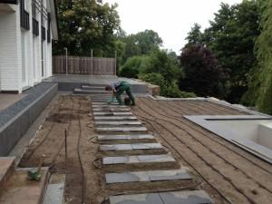 04 Installation Bewaesserung Rainbird Privatgarten